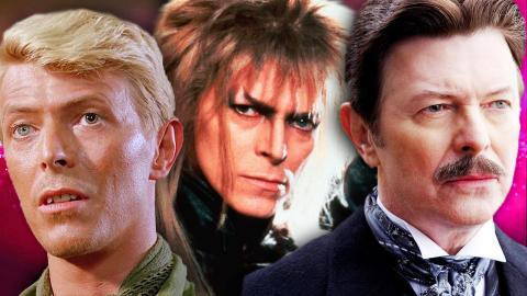 Top 10 David Bowie Movie Performances