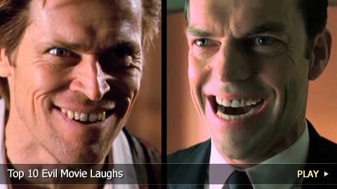 Top 10 Evil Movie Laughs