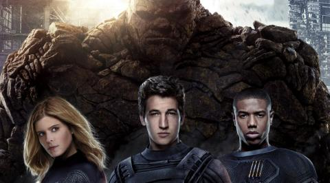 Top 10 Fantastic Four Reboot Facts