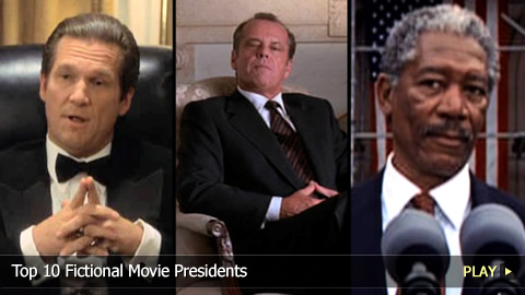 Top 10 Fictional Movie Presidents