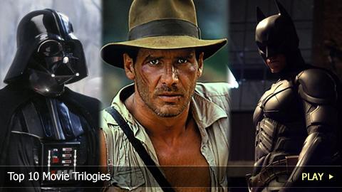 Top 10 Movie Trilogies