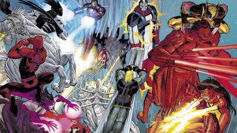 Top 10 Four Horsemen of Apocalypse from Marvel Comics