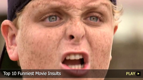 Top 10 Funniest Movie Insults