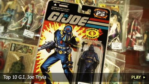 Top 10 G.I. Joe Trivia