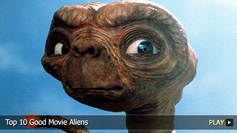 Top 10 Good Movie Aliens