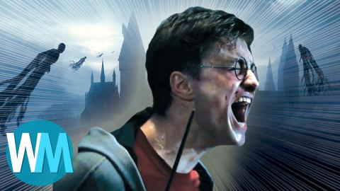 Top 10 Most Gut-Wrenching Harry Potter Deaths