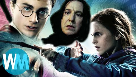 Top 10 Harry Potter Spells We Wish We Could Use