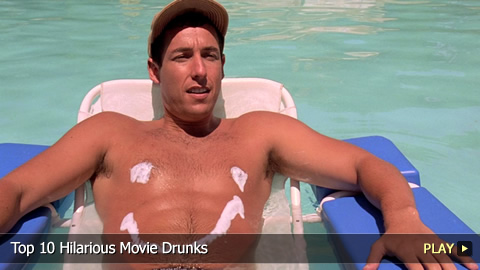 Top 10 Hilarious Movie Drunks