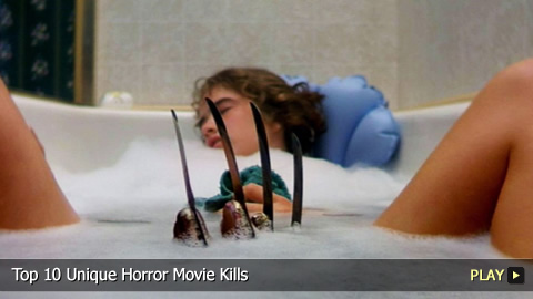 Top 10 Unique Horror Movie Kills