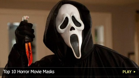 Top 10 Horror Movie Masks