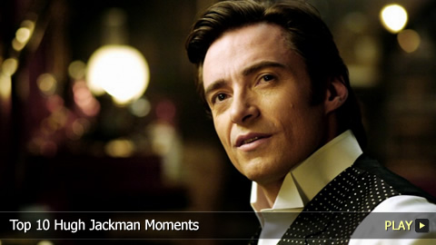Top 10 Hugh Jackman Moments