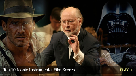 Top 10 Iconic Instrumental Film Scores