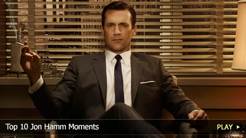 Top 10 Jon Hamm Moments