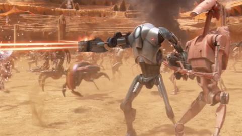 Top 10 Laser Gun Movie Battles
