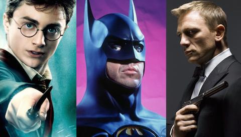 Top 10 Longest Running Movie Franchises