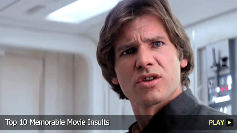 Top 10 Memorable Movie Insults