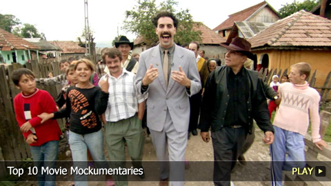 Top 10 Movie Mockumentaries