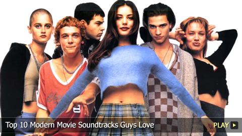 Top 10 Modern Movie Soundtracks Guys Love