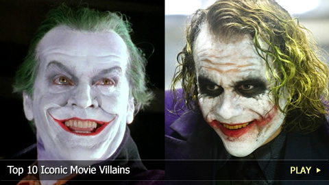 Top 10 Iconic Movie Villains