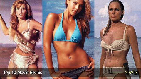 Top 10 Movie Bikinis