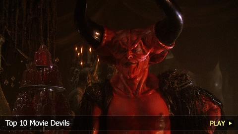 Top 10 Movie Devils