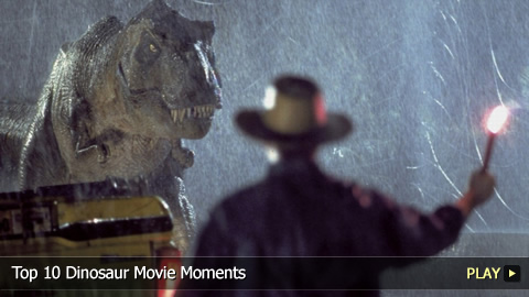 Top 10 Dinosaur Movie Moments