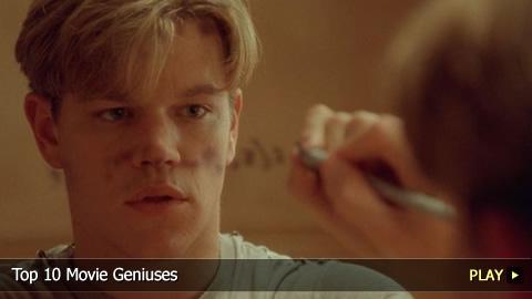 Top 10 Movie Geniuses