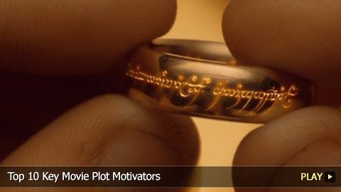 Top 10 Key Movie Plot Motivators