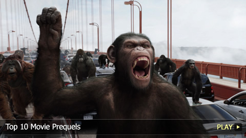 Top 10 Movie Prequels