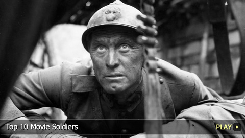 Top 10 Movie Soldiers