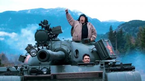 Top 10 Movie Tank Scenes