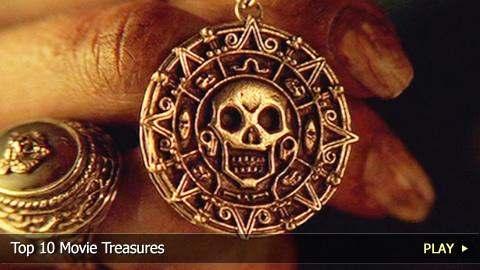 Top 10 Movie Treasures