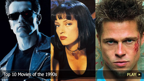 Top 10 Movies of the 1990s