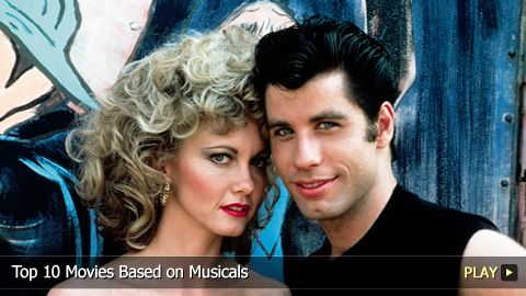Top 10 Movies Based on Musicals