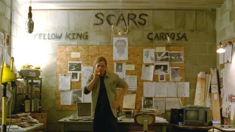 Top 10 Crazy Obsession Walls in Movies and TV