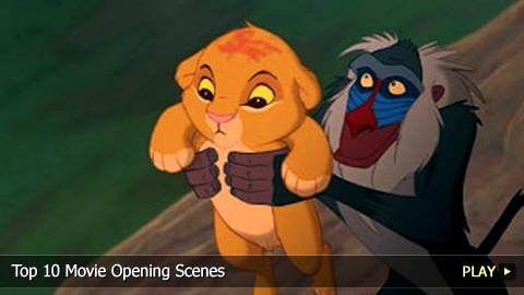 Top 10 Movie Opening Scenes
