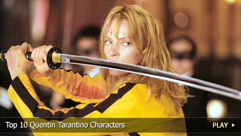 Top 10 Quentin Tarantino Characters