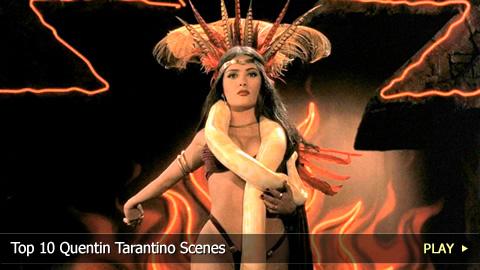 Top 10 Quentin Tarantino Scenes