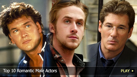 Top 10 Romantic Male Actors