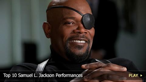 Top 10 Samuel L. Jackson Performances