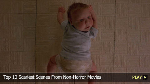 Top 10 Scariest Scenes From Non-Horror Movies