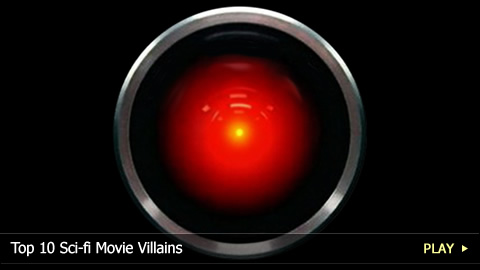Top 10 Sci-fi Movie Villains