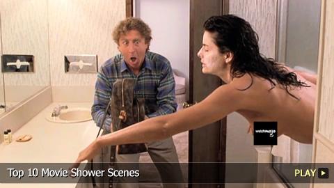 Top 10 Movie Shower Scenes