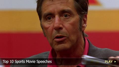 Top 10 Sports Movie Speeches
