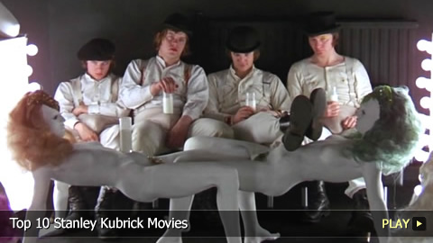 Top 10 Stanley Kubrick Movies