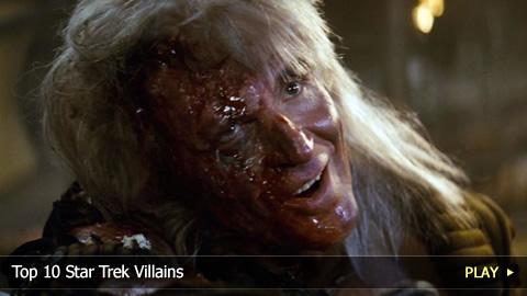Top 10 Star Trek Villains