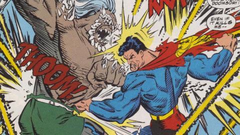 Top 10 Superhero Defeats