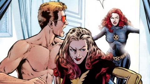 Top 10 Superhero Love Triangles