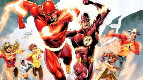 Top 10 Superheroes and Villains Embodied by Multiple People