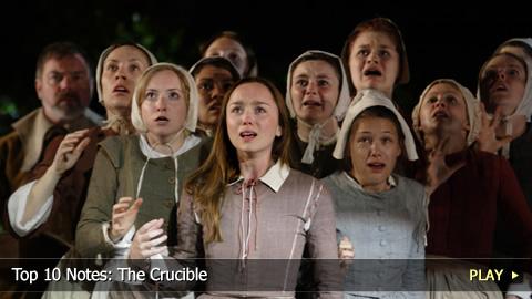 Top 10 Notes: The Crucible